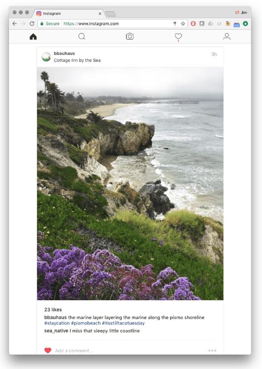 Как выложить фото в инстаграм с компьютера?